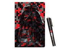 Agenda LEGO Star Wars Darth Wader cu pix cu cerneala invizibila