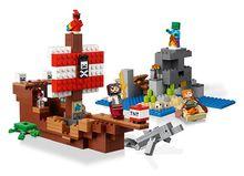 Aventura corabiei de pirati (21152)