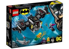 Batsubmarinul Batman si conflictul subacvatic (76116)