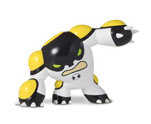 BEN 10 Mini figurine blister - Ghiulea