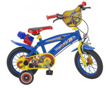 "Bicicleta 12"" Mickey Mouse Club House - baieti - Toimsa"