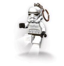 Breloc cu lanterna LEGO Stormtrooper (LGL-KE12)