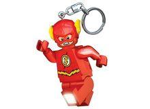 Breloc cu lanterna LEGO The Flash (LGL-KE65)