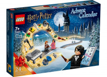 Calendar de Craciun LEGO Harry Potter (75981)