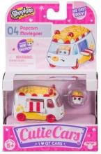 CUTIE CARS, pachet 1 masinuta - Popcorn Moviegoer