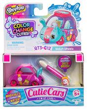 CUTIE CARS S3 PACHET 1 MASINUTA CARE ISI POATE SCHIMBA CULOAREA WATCH WHEELS