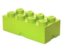 Cutie depozitare LEGO 2x4 verde deschis (40041220)