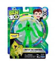 Figurine Ben 10 12cm Heatblast