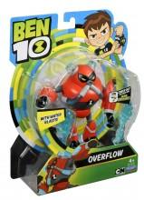Figurine Ben 10 12cm Overflow