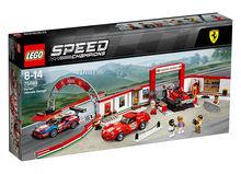 Garajul Suprem Ferrari (75889)