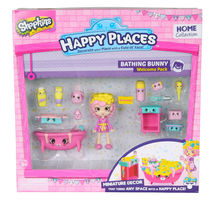 Happy Places S1 - Kit-ul de bun-venit PACK BATHING BUNNY