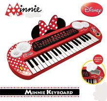 Keyboard Minnie