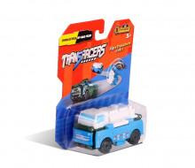 MASINUTA TRANSFORMABILA camion de stropit & furgoneta de teren