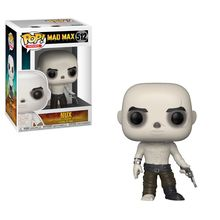POP VINYL: MAD MAX: FURY ROAD: NUX SHIRTLESS