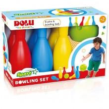 Set bowling in cutie