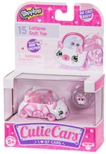 CUTIE CARS, pachet 1 masinuta - Lollipop