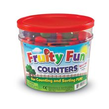 Set de sortat - Fructe (108 piese)