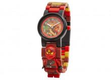 Ceas LEGO Ninjago Kai (8021643)