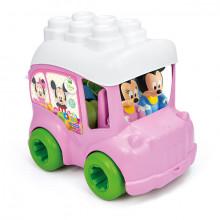 Autobuz Minnie cu cuburi