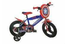Bicicleta copii 14'' Capitan America