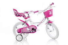 Bicicleta copii 14'' Hello Kitty