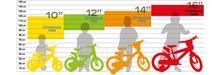Bicicleta copii 14'' RN