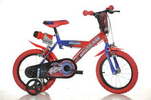 Bicicleta Spiderman 143G SP
