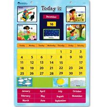 Calendar educativ magnetic