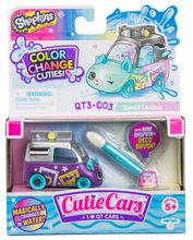 CUTIE CARS S3 PACHET 1 MASINUTA CARE ISI POATE SCHIMBA CULOAREA SPEED CAMERA