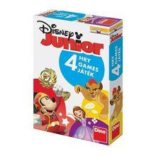 Joc interactiv 4 in 1 -Disney Junior