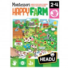 Joc Montessori - Ferma vesela