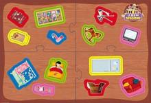 Joc Montessori Maxi - Casuta mea