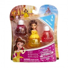 LK Set machiaj Disney Princess - Belle - Lac de unghii