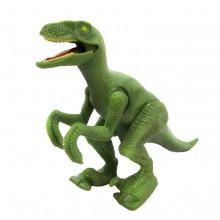 MIGHTY MEGASAUR DINOZAUR CU CHEIȚĂ - Velociraptor