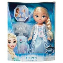 Papusa Elsa Luminile Nordului