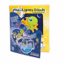 Pauli si prietenii din spatiu