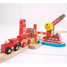 Platforma pompierilor