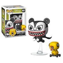 POP VINYL: DISNEY: NBC: VAMPIRE TEDDY W/ UNDEAD DUCK