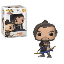 POP VINYL OVERWATCH S4 - HANZO