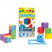 Puzzle - Happy Cube - set 6 bucati