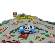 Puzzle Pilot - Postul de Politie
