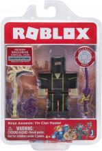 ROBLOX FIGURINA BLISTER Ninja Assassin: Yin Clan Master