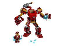 Robot Iron Man (76140)
