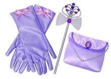 Set de accesorii cu bagheta (4 piese) - Sofia intai