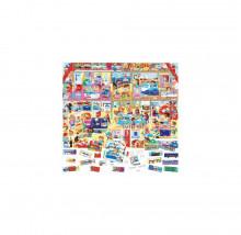 Puzzle 100 de cuvinte in engleza - Casa mea