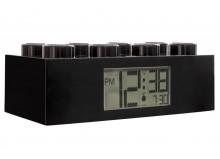 Ceas desteptator LEGO caramida neagra (7001033)