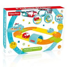 Circuit - 24 piese - Fisher Price