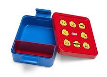 Cutie pentru sandwich LEGO Classic albastru-rosu (40520001)