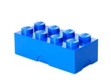 Cutie sandwich LEGO 2x4 albastru (40231731)
