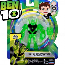 Figurine Ben 10 12cm Diamond Head